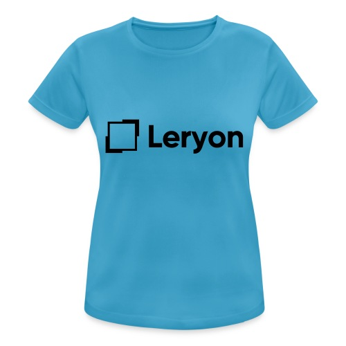 Leryon Text Brand - Women's Breathable T-Shirt