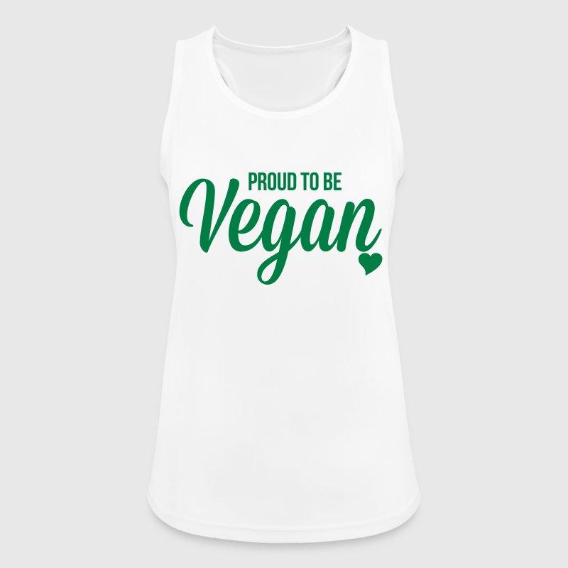 Vegan - Vrouwen tanktop ademend