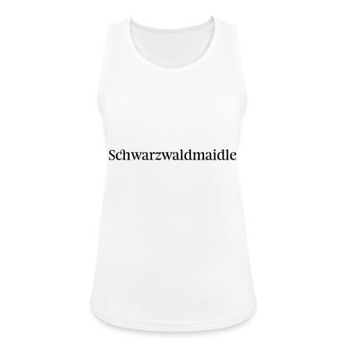 Schwarzwaldmaidle - T-Shirt - Frauen Tank Top atmungsaktiv