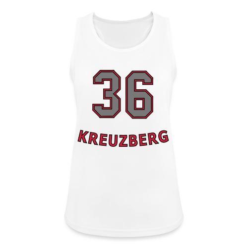 KREUZBERG 36 - Top da donna traspirante