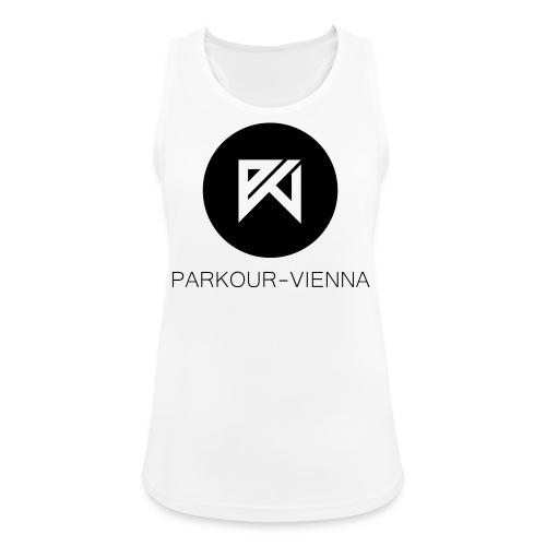 PKV Logo toktok - Frauen Tank Top atmungsaktiv