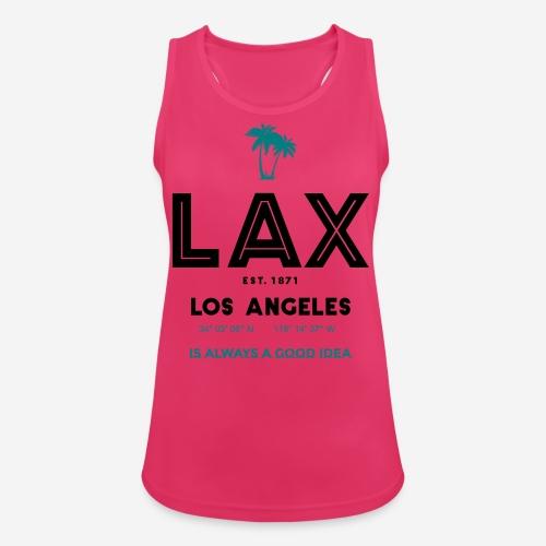 LAX è una buona idea!! - Top da donna traspirante
