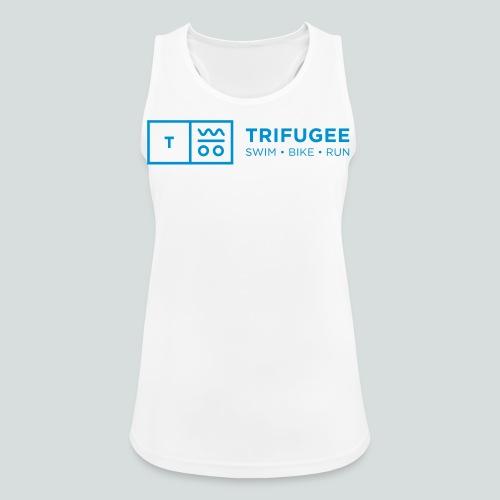 Trifugee_Logo - Frauen Tank Top atmungsaktiv