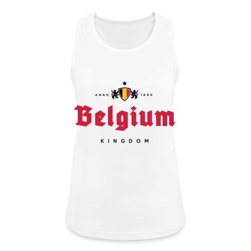 Bierre Belgique - Belgium - Belgie - Débardeur respirant Femme