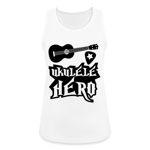 Ukelele Hero - Women's Breathable Tank Top