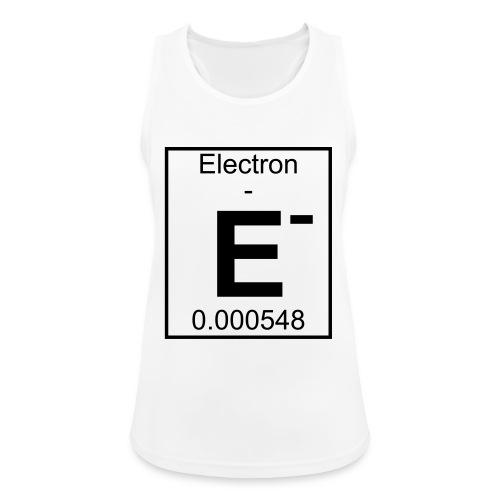 E (electron) - pfll - Women's Breathable Tank Top
