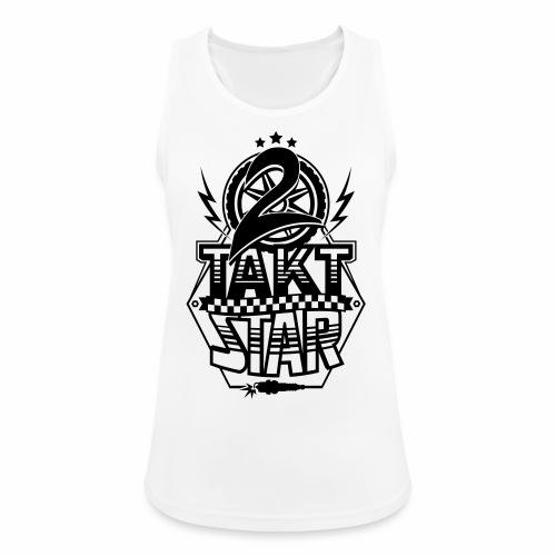 2-Takt-Star / Zweitakt-Star - Women's Breathable Tank Top