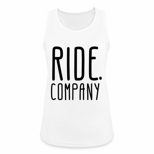 RIDE.company - just RIDE - Frauen Tank Top atmungsaktiv