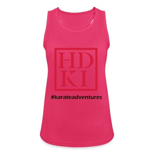 HDKI karateadventures - Women's Breathable Tank Top