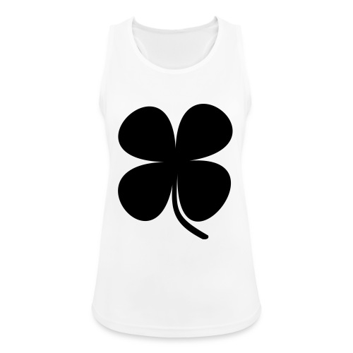 CLOVER - Camiseta de tirantes transpirable mujer