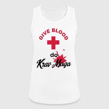 Krav Maga - Women's Breathable Tank Top
