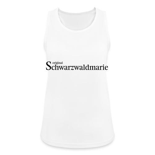 Schwarzwaldmarie - Frauen Tank Top atmungsaktiv