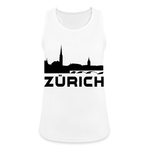 Zürich - Frauen Tank Top atmungsaktiv