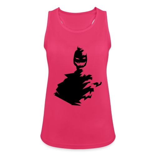 t shirt monster (black/schwarz) - Frauen Tank Top atmungsaktiv