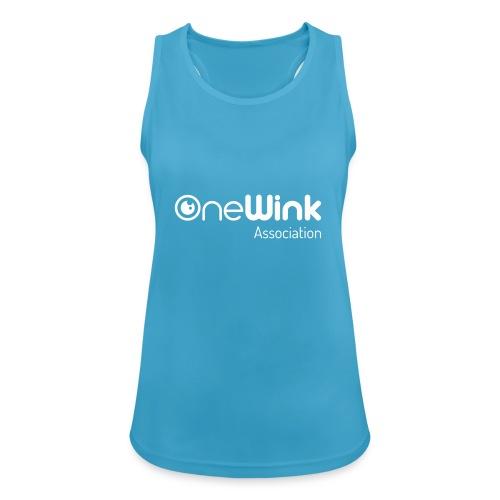 OneWink Association - Débardeur respirant Femme