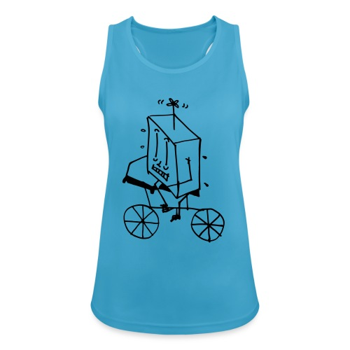 bike thing - Women's Breathable Tank Top