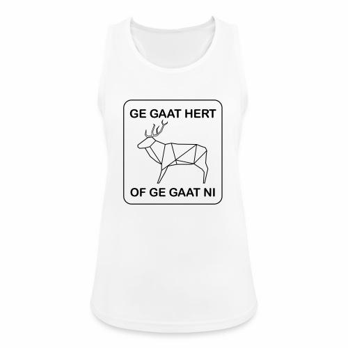 Ga Hert - Vrouwen tanktop ademend