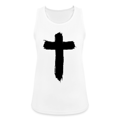 Brushed-Cross - Frauen Tank Top atmungsaktiv