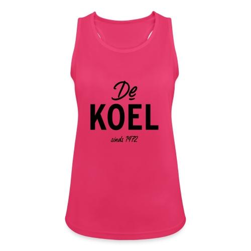 De Koel - Frauen Tank Top atmungsaktiv