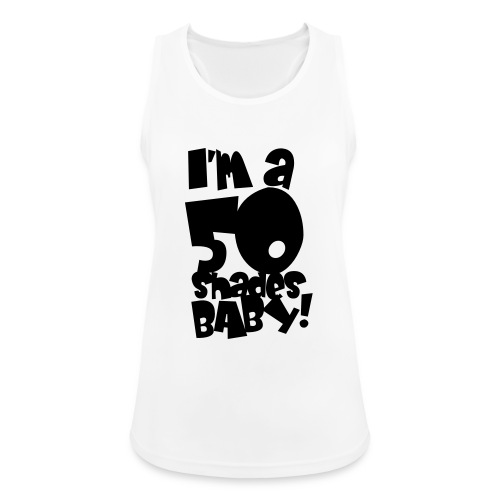 50 shades - Women's Breathable Tank Top