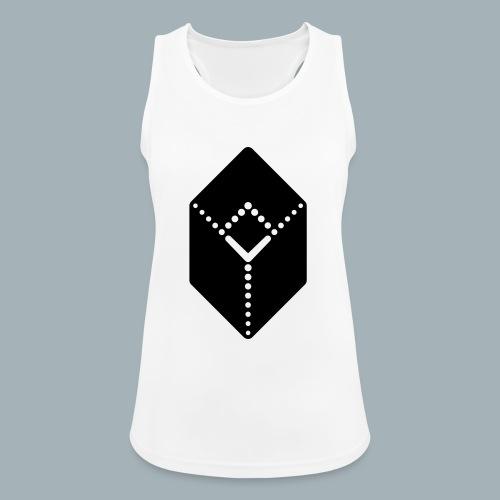 Earmark Premium T-shirt - Vrouwen tanktop ademend actief