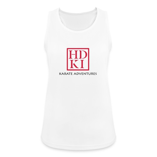 Karate Adventures HDKI - Women's Breathable Tank Top