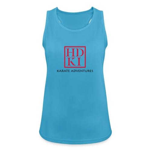 Karate Adventures HDKI - Women's Breathable Tank Top