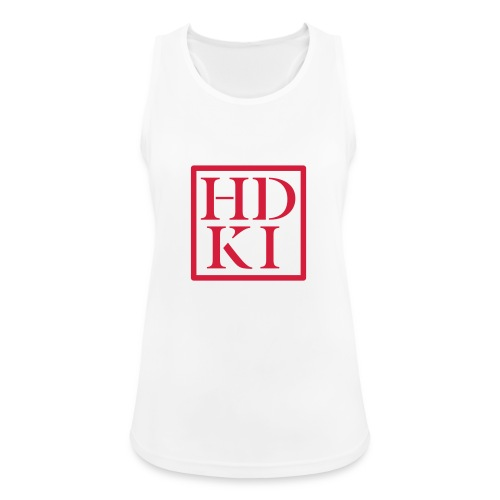 HDKI logo - Women's Breathable Tank Top