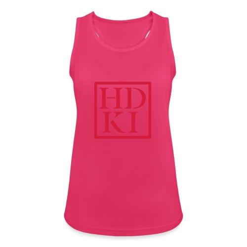HDKI logo - Women's Breathable Tank Top