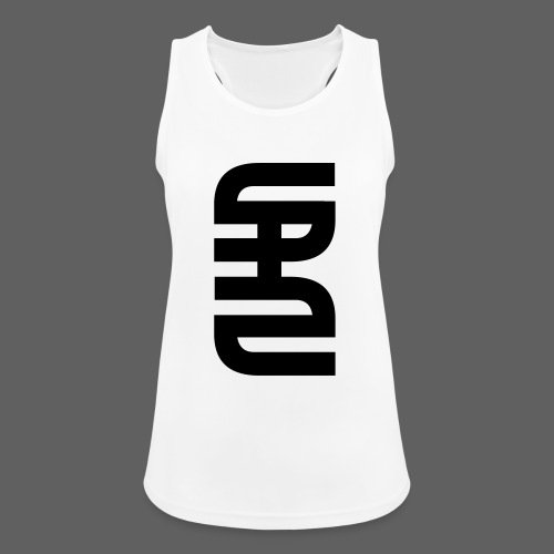 sts-logo - Women's Breathable Tank Top