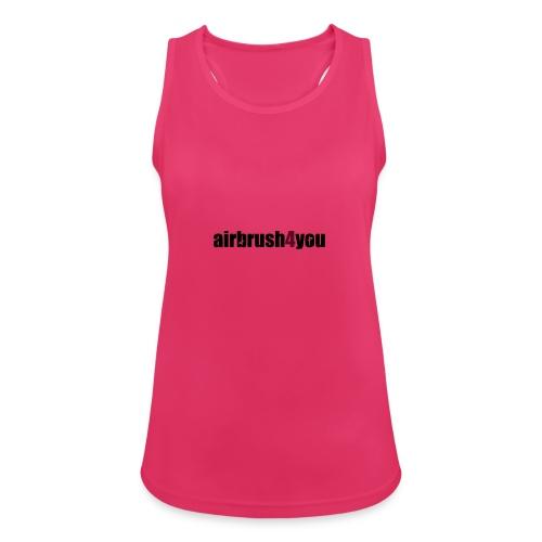 Airbrush 4 You - Frauen Tank Top atmungsaktiv