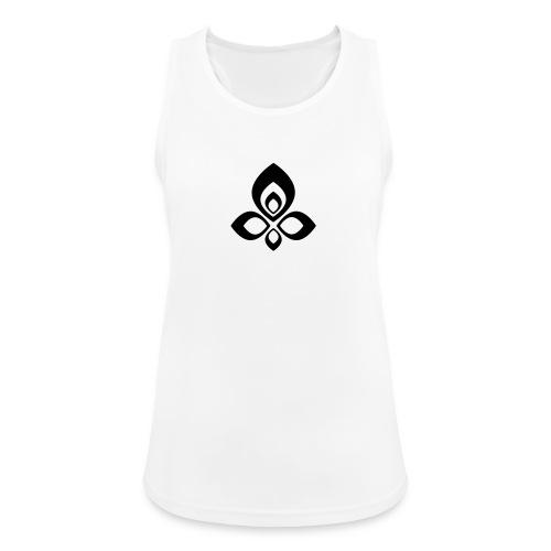 Abstract - Camiseta de tirantes transpirable mujer
