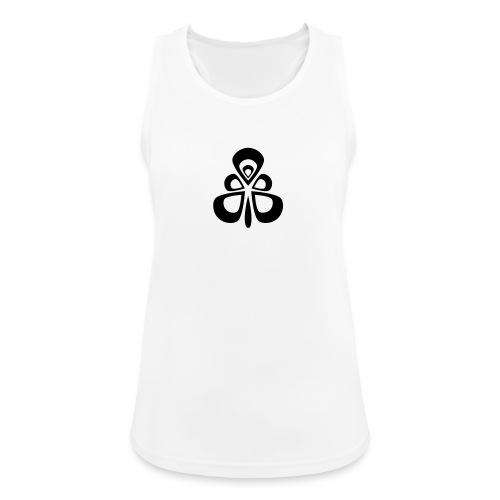 Abstract Rmx - Camiseta de tirantes transpirable mujer