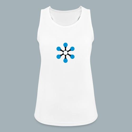 Star Bio T-shirt - Vrouwen tanktop ademend actief