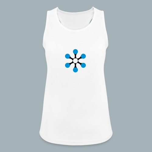 Star Bio T-shirt - Vrouwen tanktop ademend