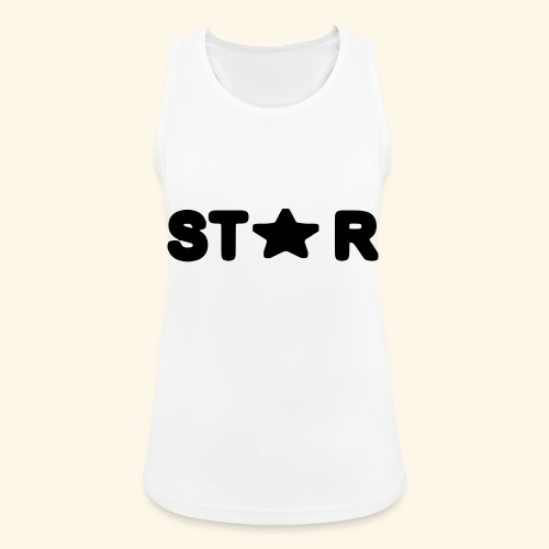 Star of Stars - Women's Breathable Tank Top