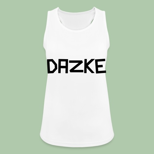 dazke_bunt - Frauen Tank Top atmungsaktiv