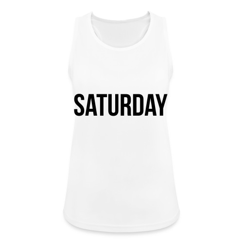 Saturday - Women's Breathable Tank Top