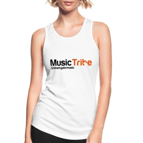 music tribe logo - Women's Breathable Tank Top