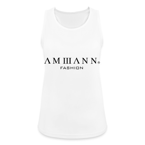 AMMANN Fashion - Frauen Tank Top atmungsaktiv