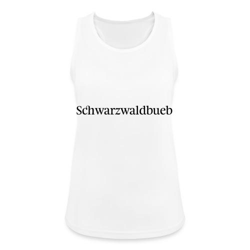 Schwarwaödbueb - T-Shirt - Frauen Tank Top atmungsaktiv