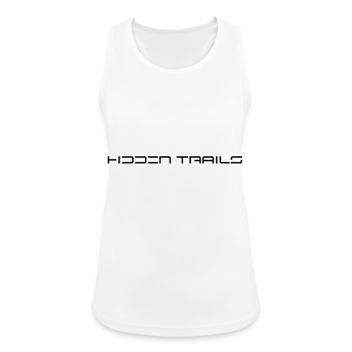 hidden trails - Frauen Tank Top atmungsaktiv