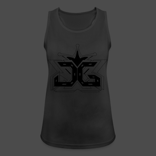 LOGO OUTLINE SMALL - Women's Breathable Tank Top