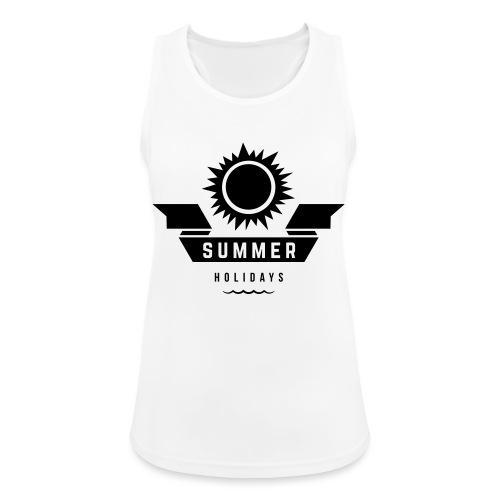 Summer holidays - Naisten tekninen tankkitoppi