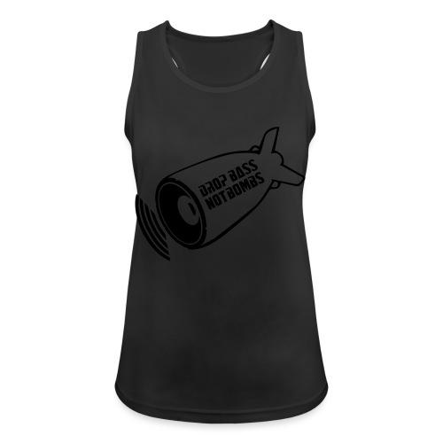 DBNB Black - Vrouwen tanktop ademend actief