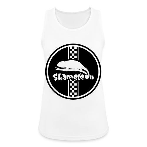 skameleon Logo - Frauen Tank Top atmungsaktiv