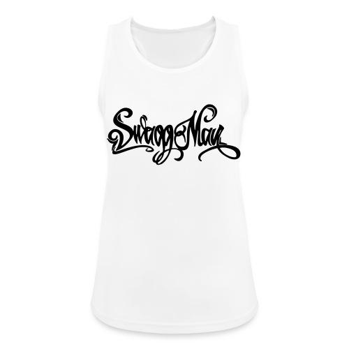 Swagg Man logo - Débardeur respirant Femme