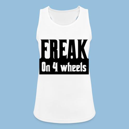 Freakon4wheels - Vrouwen tanktop ademend