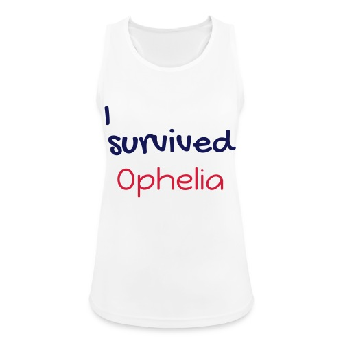 ISurvivedOphelia - Women's Breathable Tank Top