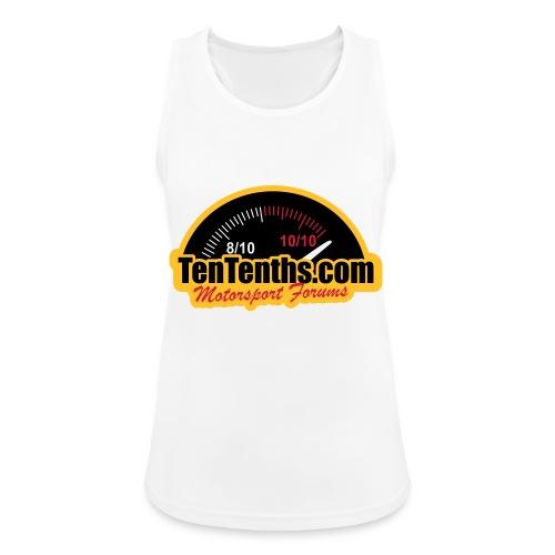 3Colour_Logo - Women's Breathable Tank Top